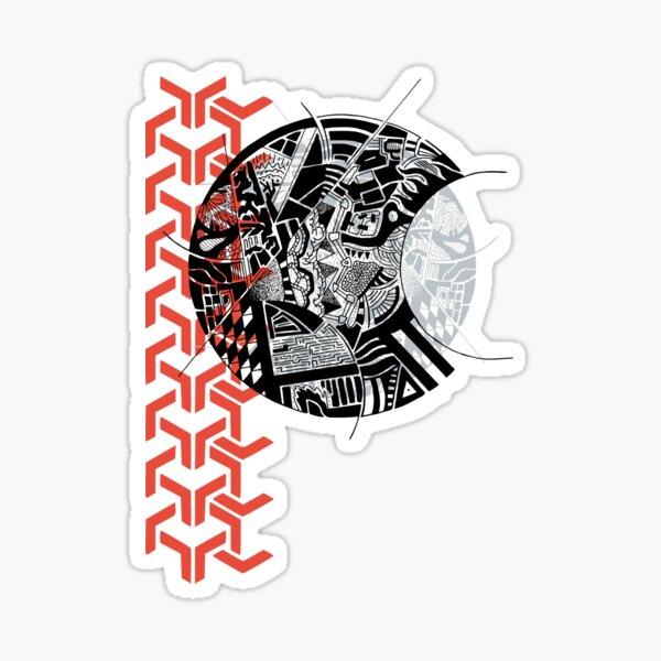 Cocoon Sticker