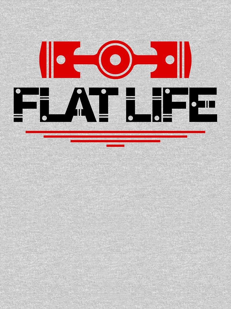 Flat Life (5) | Unisex T-Shirt