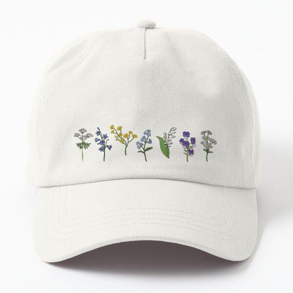 Lumerina – Juhannuskukat, Midsummer Flowers Dad Hat