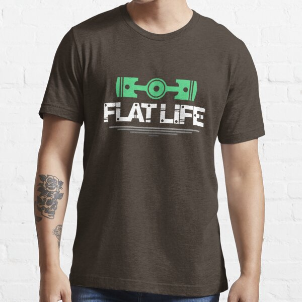 Flat Life (7) Essential T-Shirt