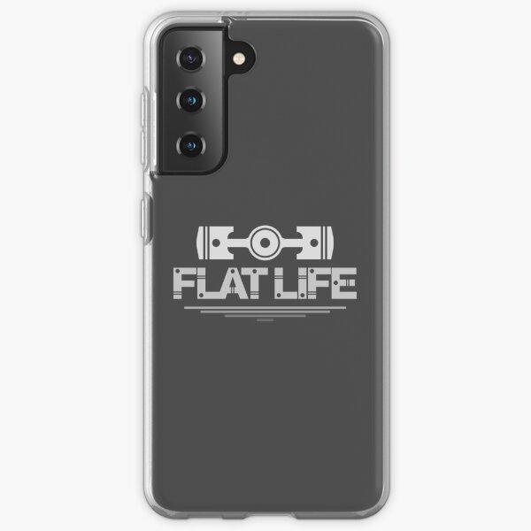 Flat Life (4) Samsung Galaxy Soft Case