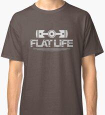 Flat Life (4) Classic T-Shirt