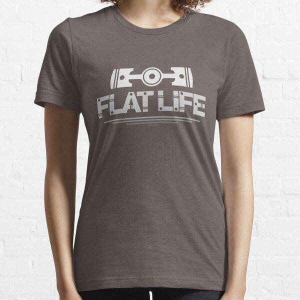 Flat Life (4) Essential T-Shirt