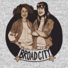 broad city by larochellestew