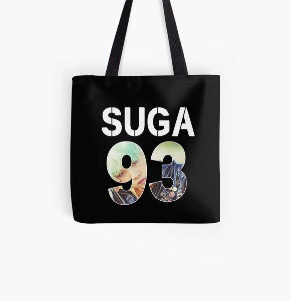 SUGA 93 All Over Print Tote Bag