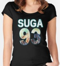 SUGA 93 Women's Fitted Scoop T-Shirt