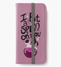 I Put a Spell on You iPhone Wallet/Case/Skin