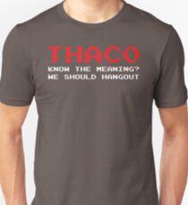 THAC0, Let's hangout T-Shirt