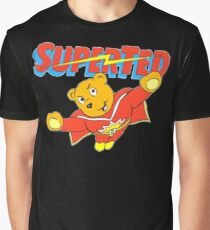 Super Ted Graphic T-Shirt
