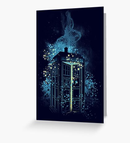 regeneration is coming Greeting Card