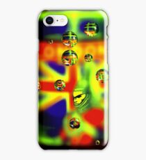 Thoughts of england iPhone Case/Skin