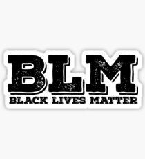 Blm Black Lives Matter Blacks Afroamericans Peace Racism Freedom Free Speech T-Shirts Sticker
