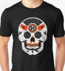 Camiseta ajustada Octagon MMA 2015 Sugar Skull