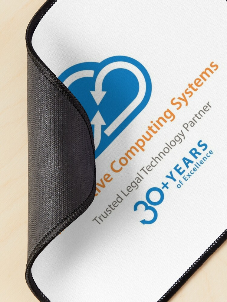 Alternate view of Innovative Computing Systems Mouse Pad