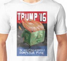Trumpster Fire  Unisex T-Shirt