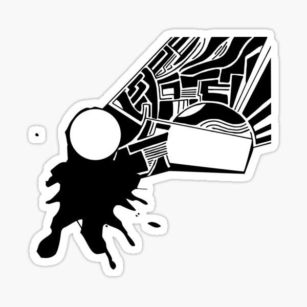 Mindstorm Sticker