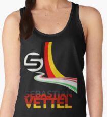 Sebastian Vettel - 5 - Germany Women's Tank Top
