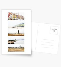denmark Postcards