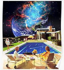 I knew that planet was DOOMED!!! Poster
