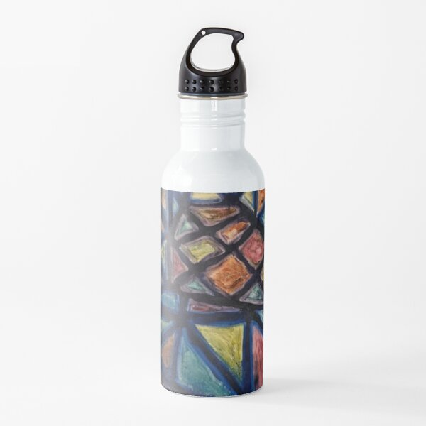 End Of A Prism Water Bottle