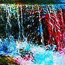 """ Enchanted Waterfall"" by Gail Jones"