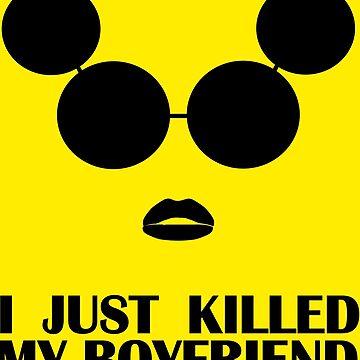 Lady Gaga - I Just Killed My Boyfriend by HausOfBaileyA