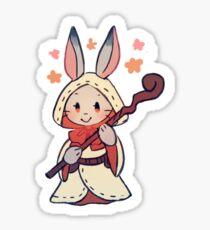 Sticker - healer bunny Sticker