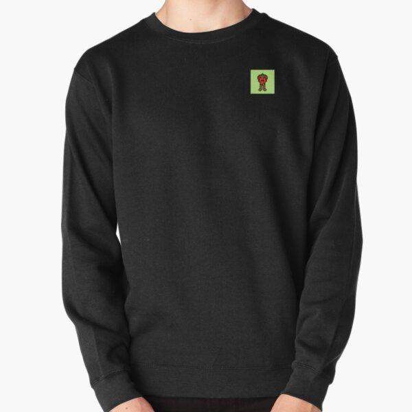 Pixel Legs  Pullover Sweatshirt