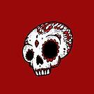 DMU Sugar Skull by Jake Smithies