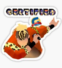 Certified G [V.2] | Enzo Amore Sticker