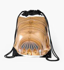 St. Andrew's Catholic Church - Roanoke, VA -3 ^ Drawstring Bag