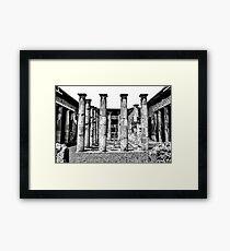Wealthy Framed Print
