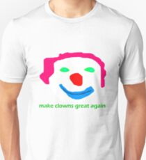 make clowns great again T-Shirt