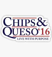 Chips and Queso '16 Sticker