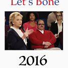 Ken Bone 2016 by Geisel Ellis