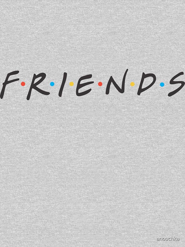 friends. | Classic T-Shirt