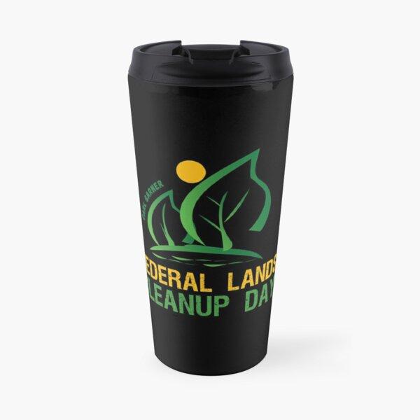 Federal Lands Cleanup Day  Travel Mug