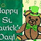 St. Patrick's Day greetings  by Ann12art