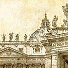 The Art in Vatican by FelipeLodi