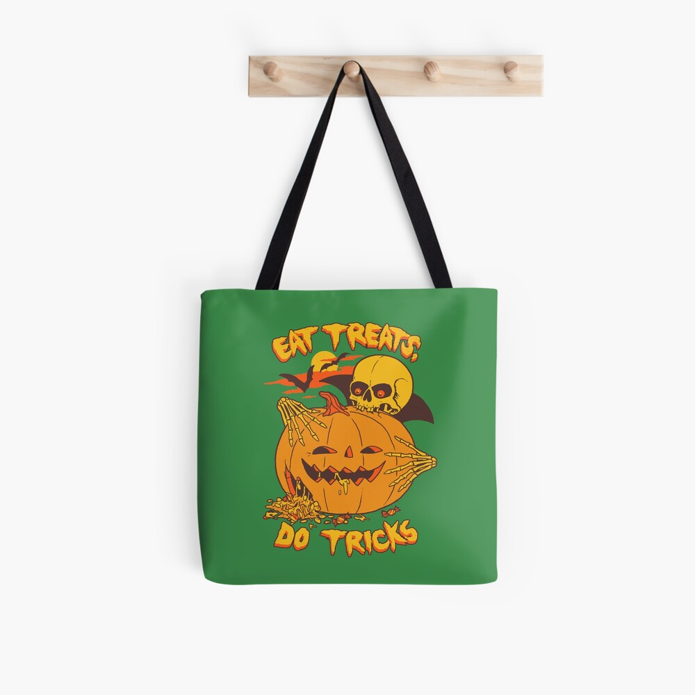 Eat Treats, Do Tricks Tote Bag