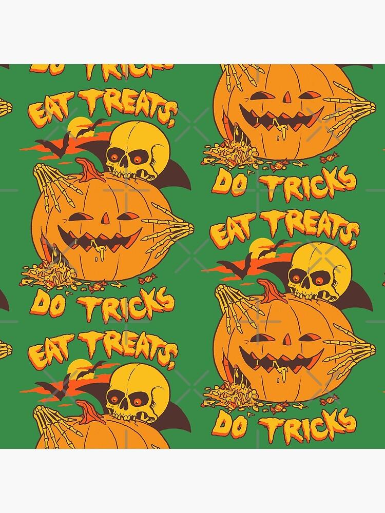 Eat Treats, Do Tricks by wytrab8