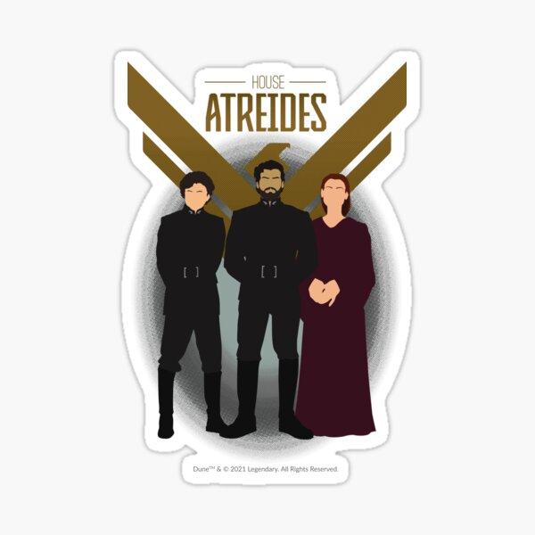 House Atreides Sticker