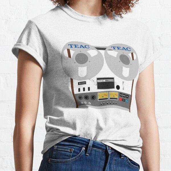 TEAC A-3300SX Open Reel Recorder Classic T-Shirt