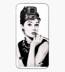Audrey Case/Skin for Samsung Galaxy
