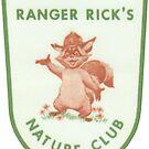 Ranger Rick's Nature Club Member Badge 2 by hilda74