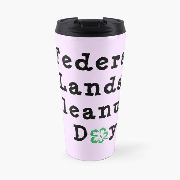 Carl Garner Federal Lands Cleanup Day Travel Mug