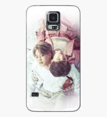 BTS- Suga & amp; Jimin Hülle & Klebefolie für Samsung Galaxy