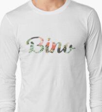 Childish Gambino 'Bino' Typography T-Shirt
