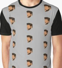 The Weeknd Outline V2 Graphic T-Shirt