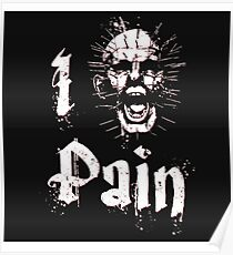 I Am Pain. Poster